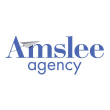 Logo for Amslee Agency
